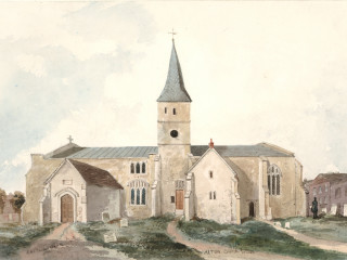 Alton, St. Lawrence<br />(© Portsmouth Museum & Records Service 1945/419/1)