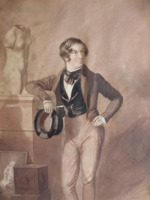 Self Portrait 1837