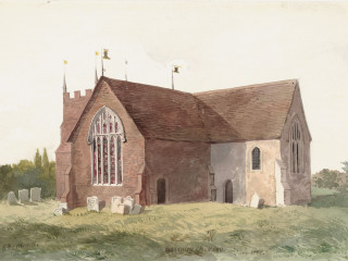Bramley, St. James<br />(© Portsmouth Museum & Records Service 1945/419/7)