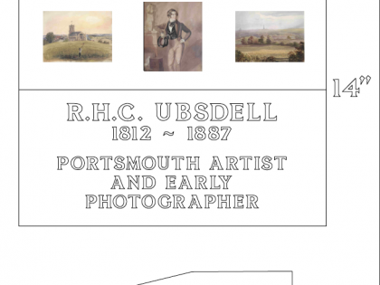 Plan to mark Ubsdell's Grave in Highland Road Cemetery Portsmouth