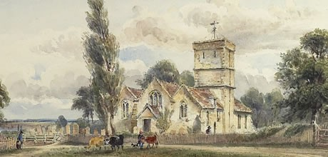 Hampshire Churches